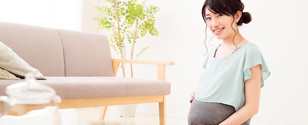 妊婦さんの健康を守ります